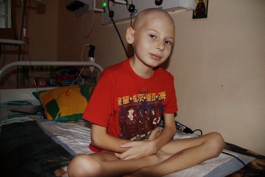 Лейкоз крови у детей фото